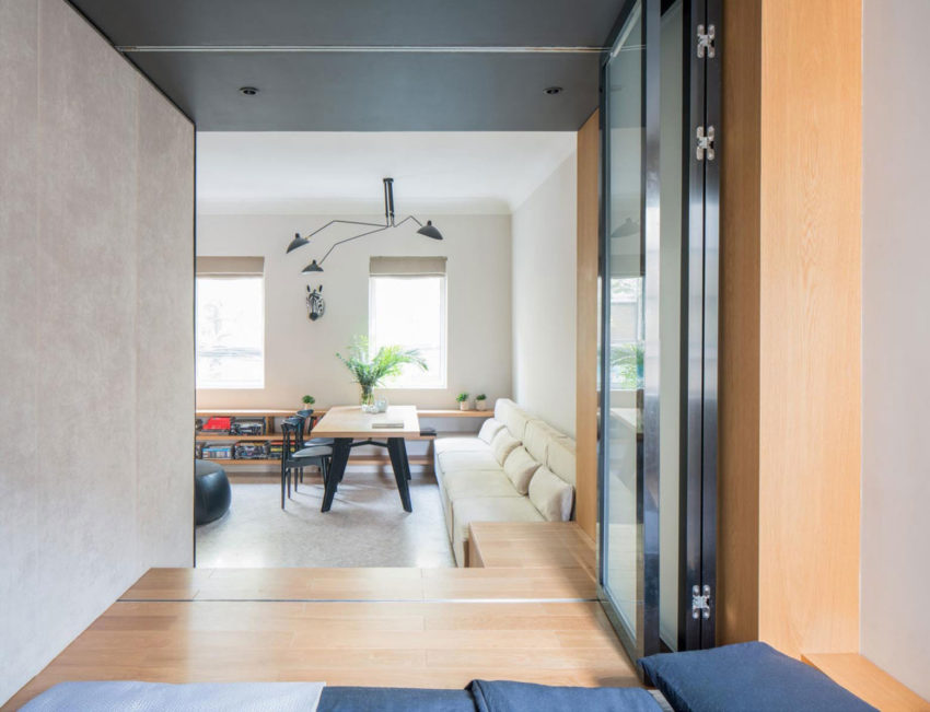 Folding Apartment by MoreDesignOffice (9)