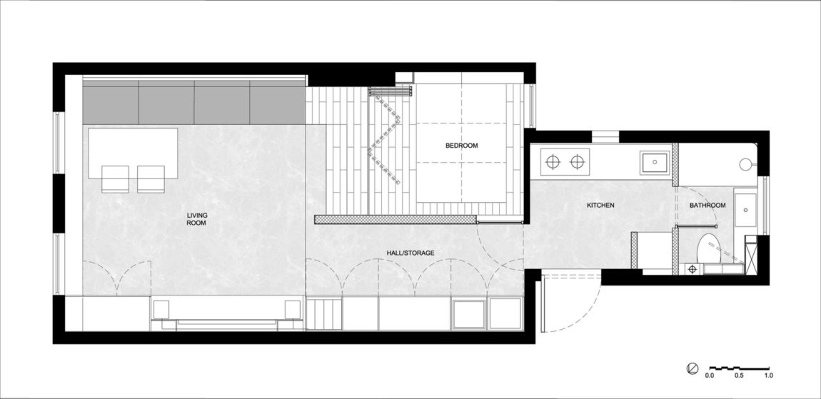 Folding Apartment by MoreDesignOffice (14)