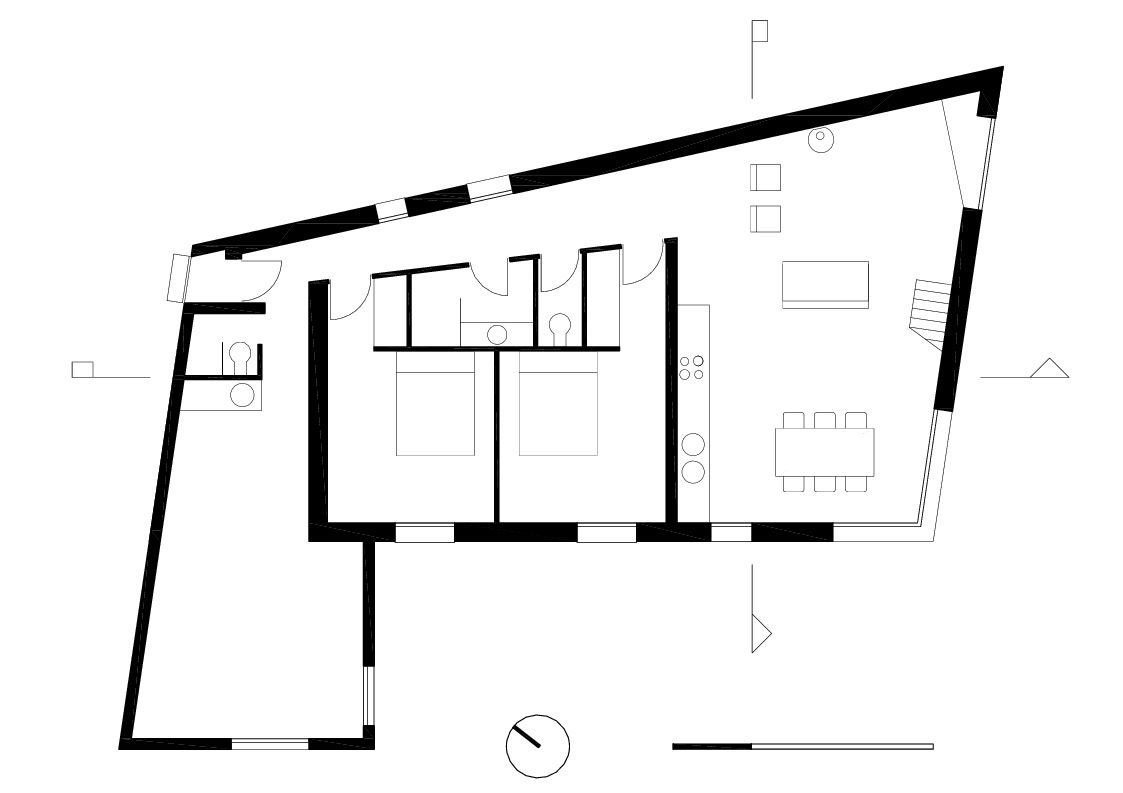 House for a Photographer by Studio Razavi Architecture (26)