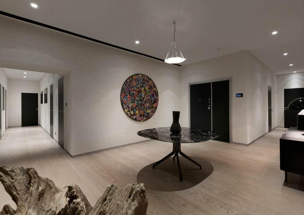Kiev Apartment by Minotti London & Red Button Dev (2)