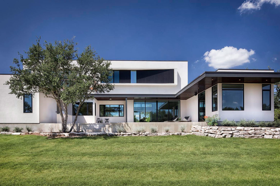 Lakeway Residence by Clark Richardson Architects (1)