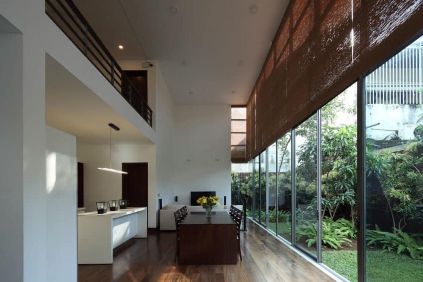 Layered House by KWA Architects (6)