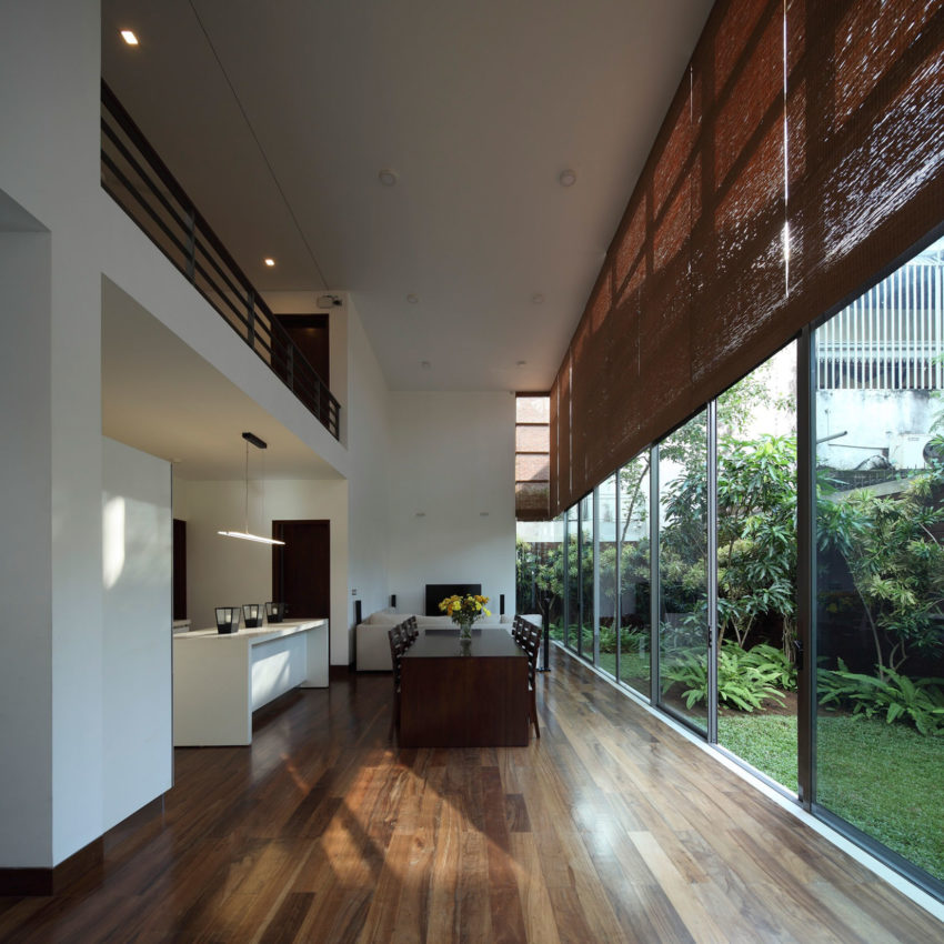 kwa architects design a contemporary home in colombo sri lanka