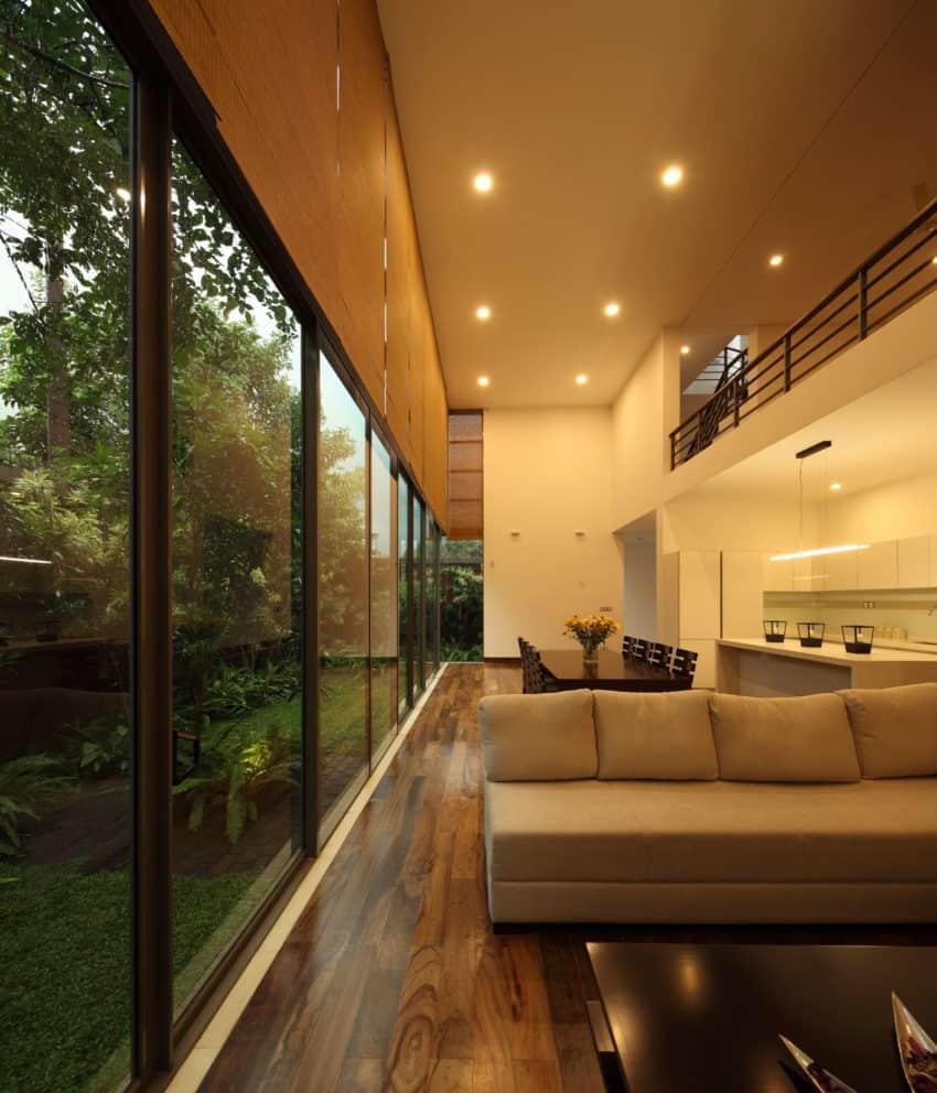 Layered House by KWA Architects (11)