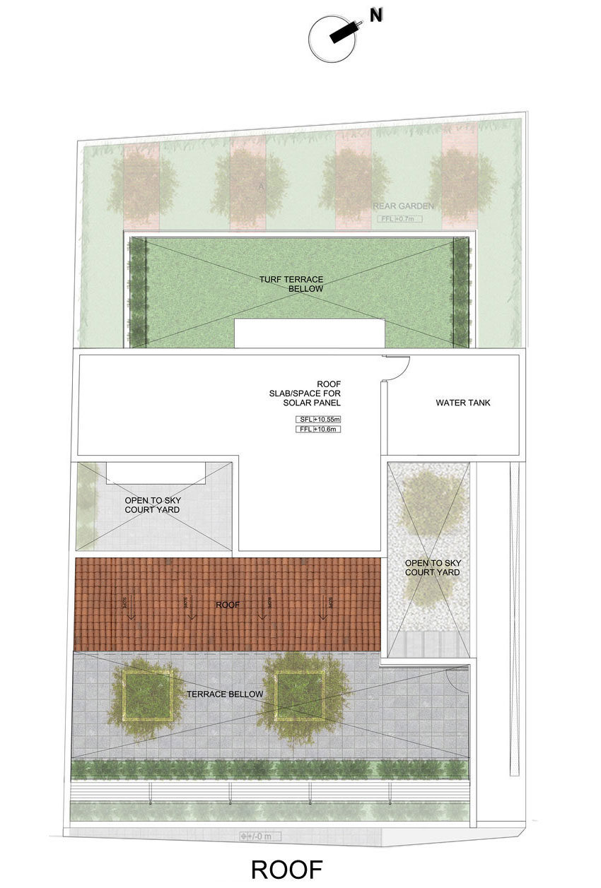 Layered House by KWA Architects (18)