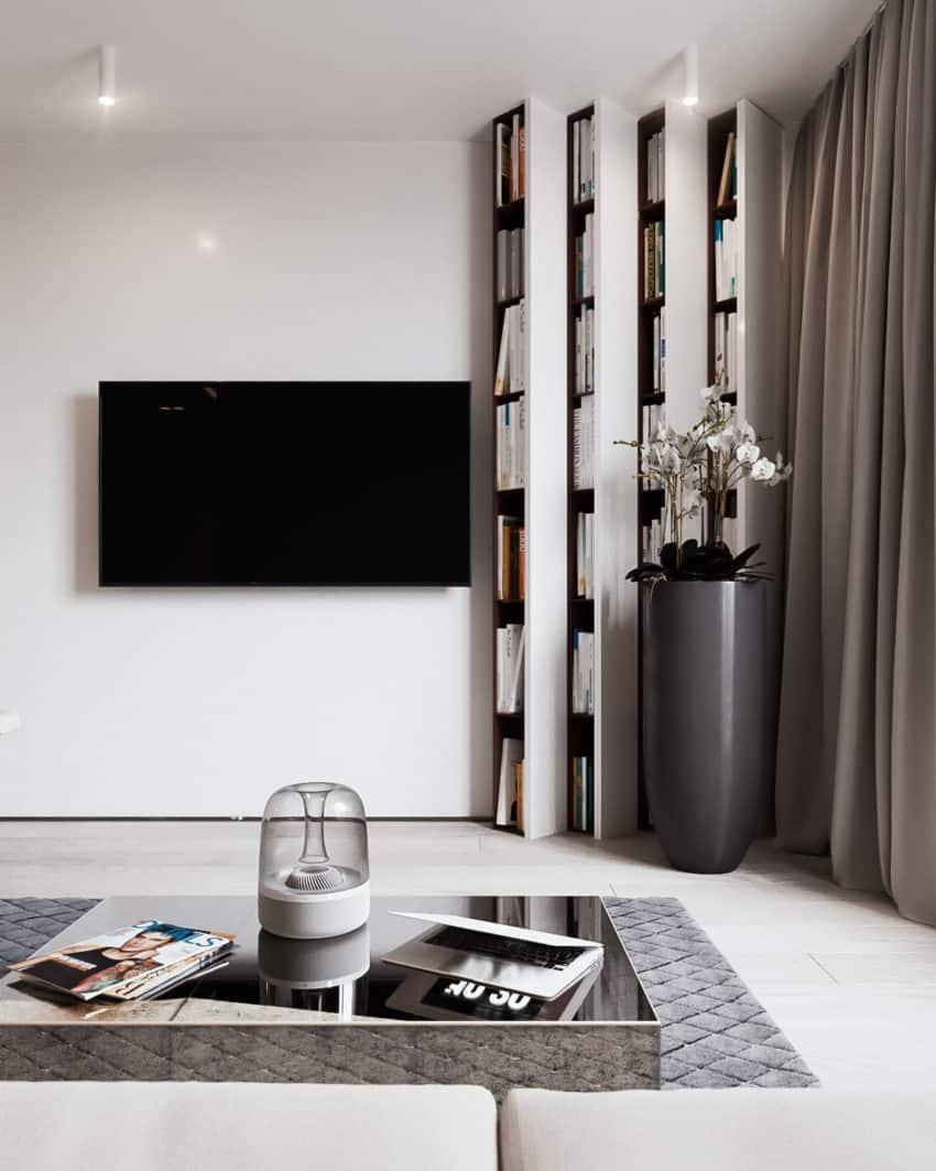 Minsk Apartament by Yevhen Zahorodnii & Sivak Trigubchak (21)