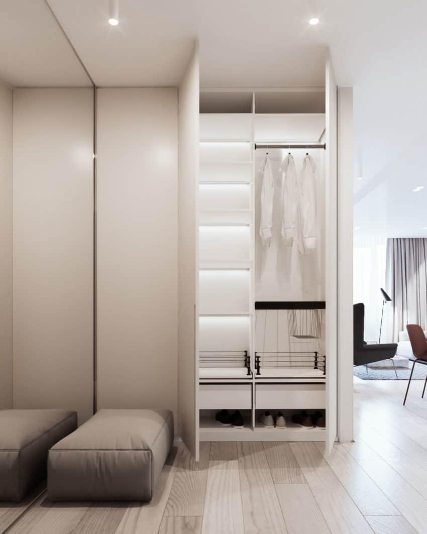 Minsk Apartament by Yevhen Zahorodnii & Sivak Trigubchak (3)