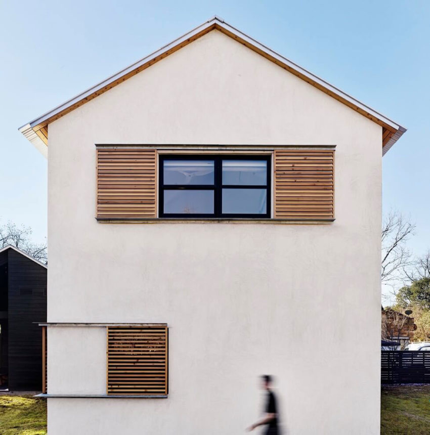 Aamodt / Plumb Architects Design a Home for a Young Family in Austin, Texas
