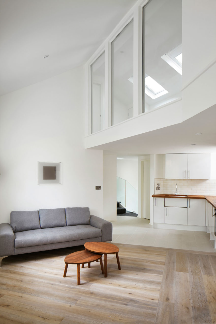 Design haus liberty create a minimalist interior in london for Minimalist house london