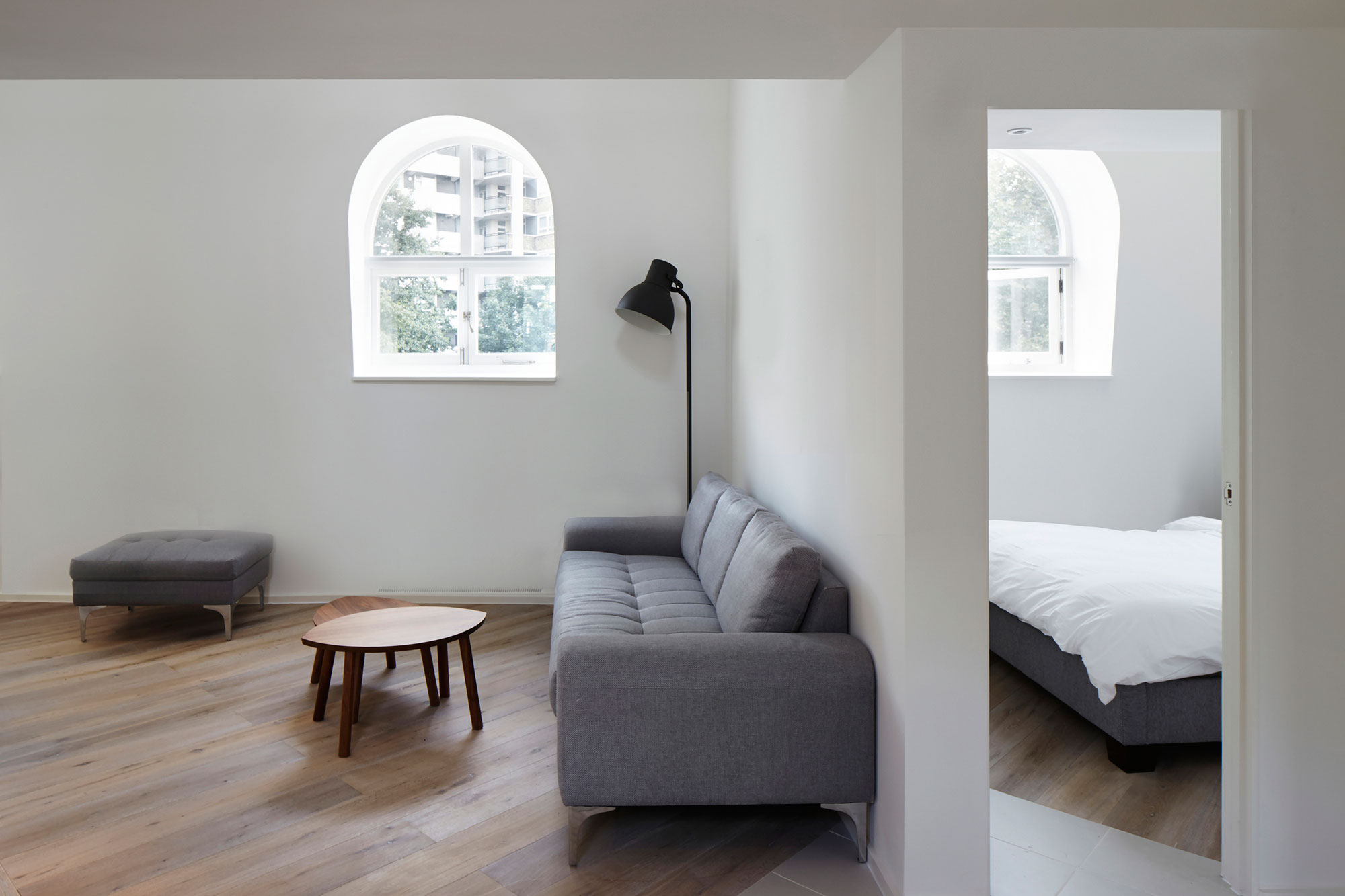 Exterior: Design Haus Liberty Create A Minimalist Interior In London