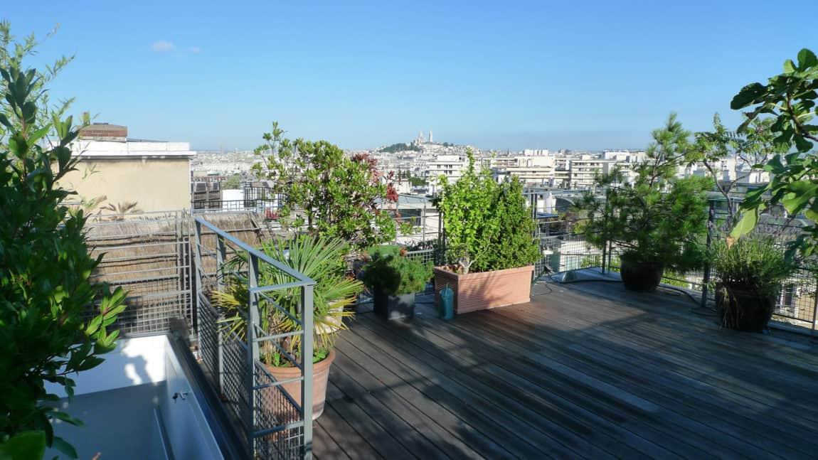 Paris Row House by Eitan Hammer (5)