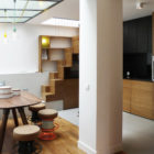 Paris Row House by Eitan Hammer (11)