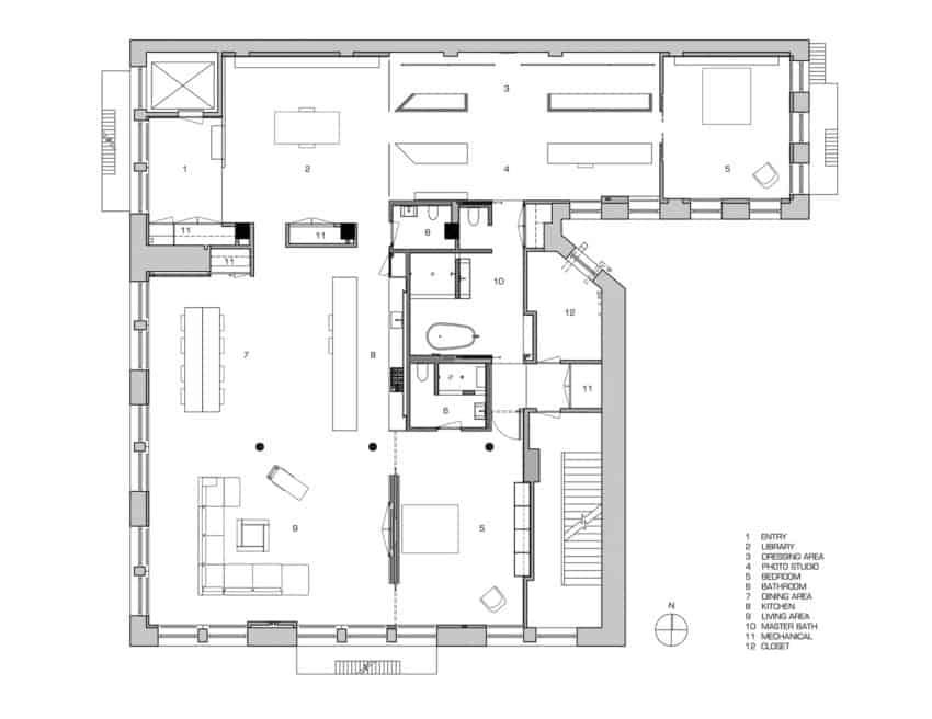 Photographer's Loft by Desai Chia Architecture (17)