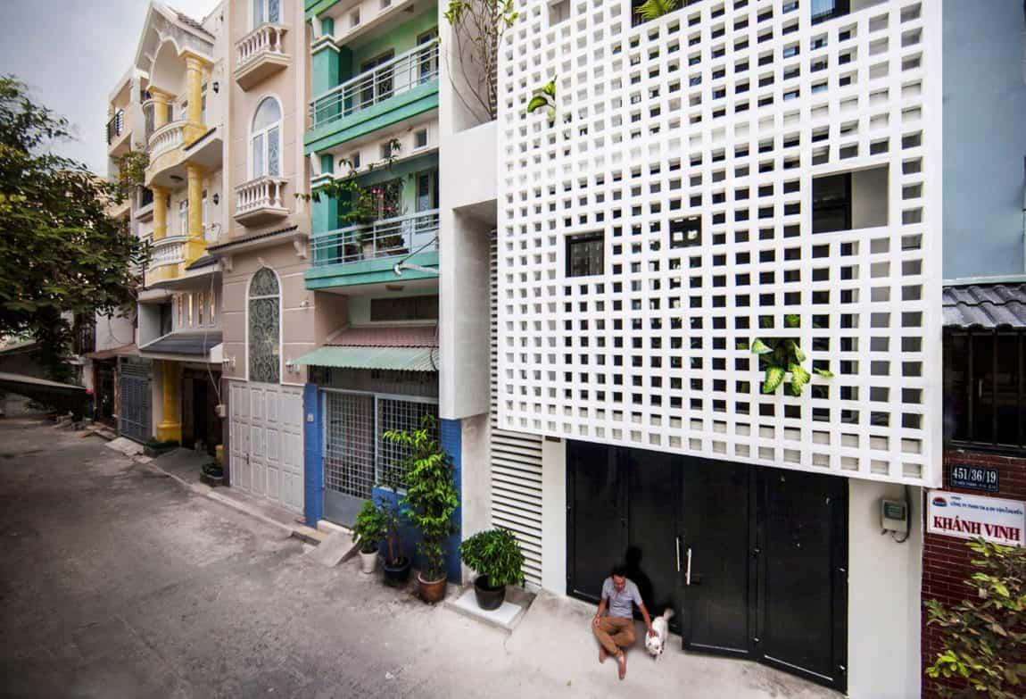 Q10 House by Studio8 Vietnam (1)