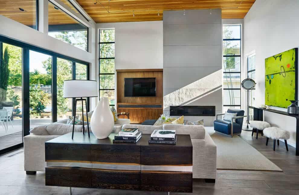 Sandhill Crane by Garrison Hullinger Interior Design (8)