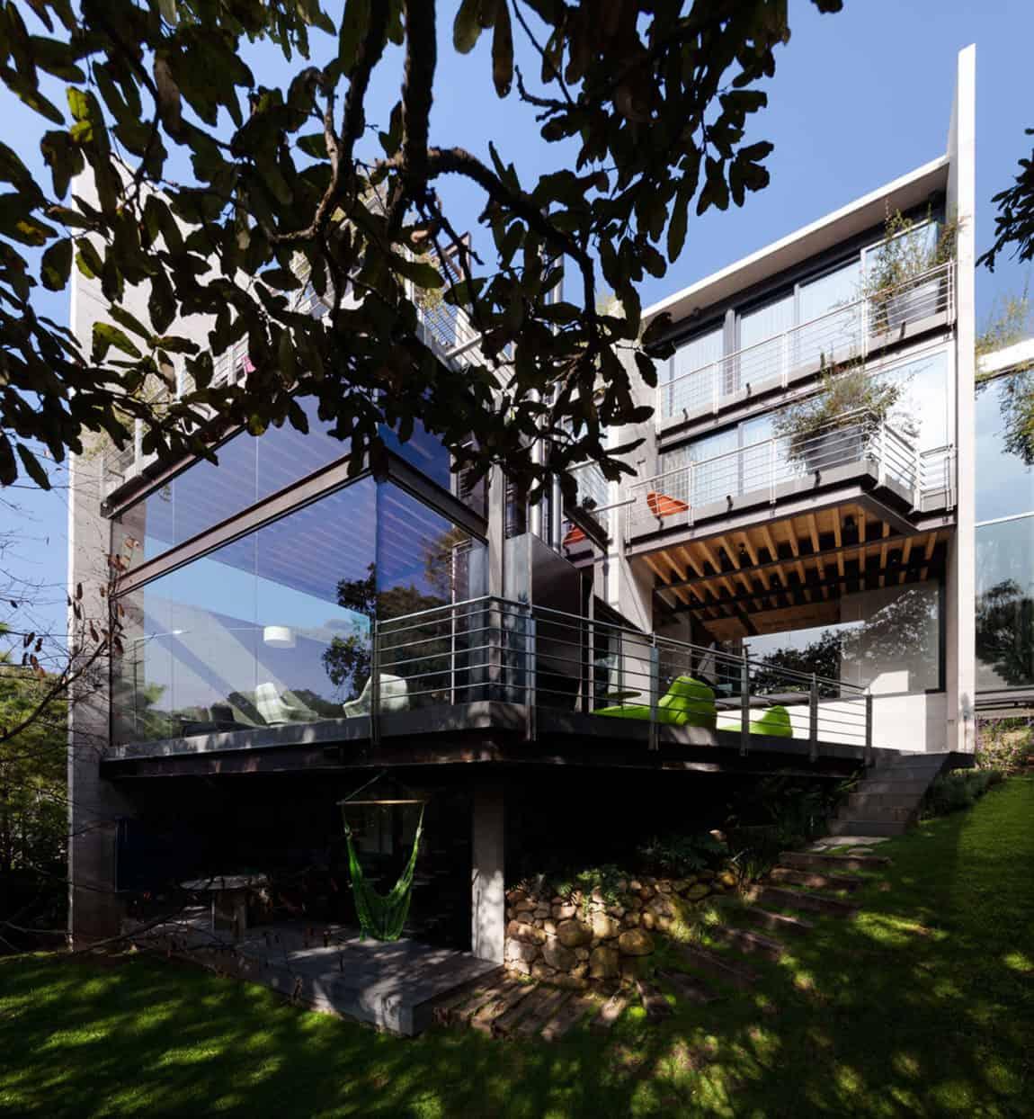Tepozcuautla House by grupoarquitectura (1)
