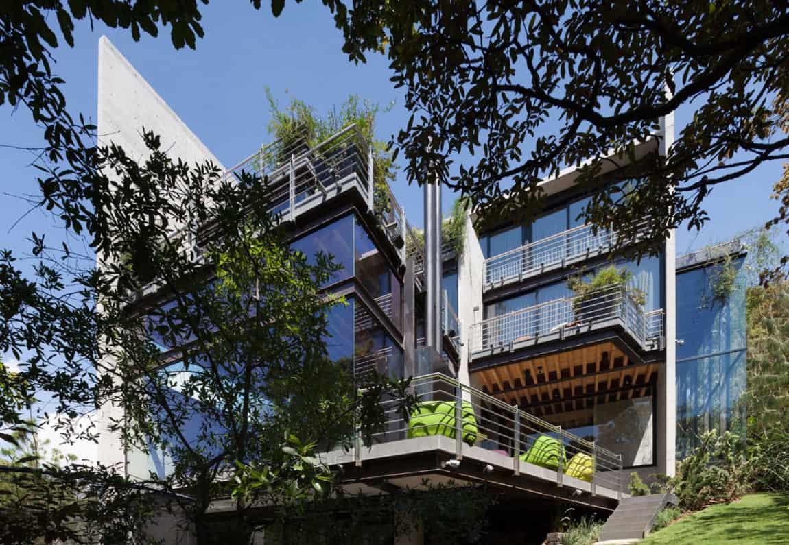 Tepozcuautla House by grupoarquitectura (2)