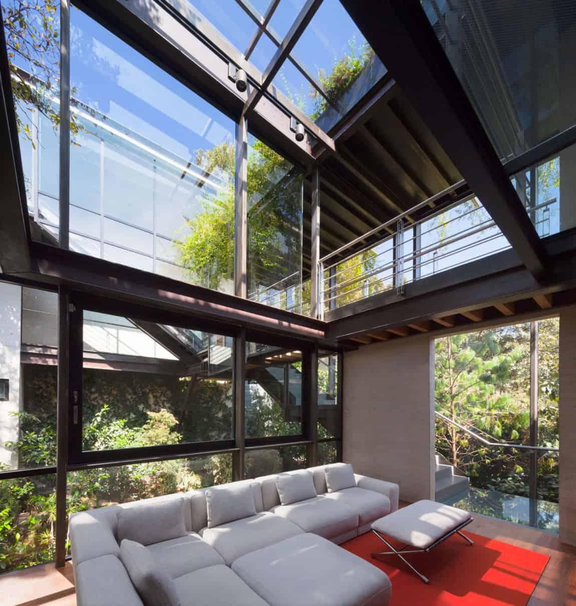 Tepozcuautla House by grupoarquitectura (14)