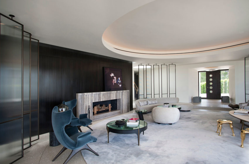 Trousdale Estates by Dennis Gibbens Architects (7)