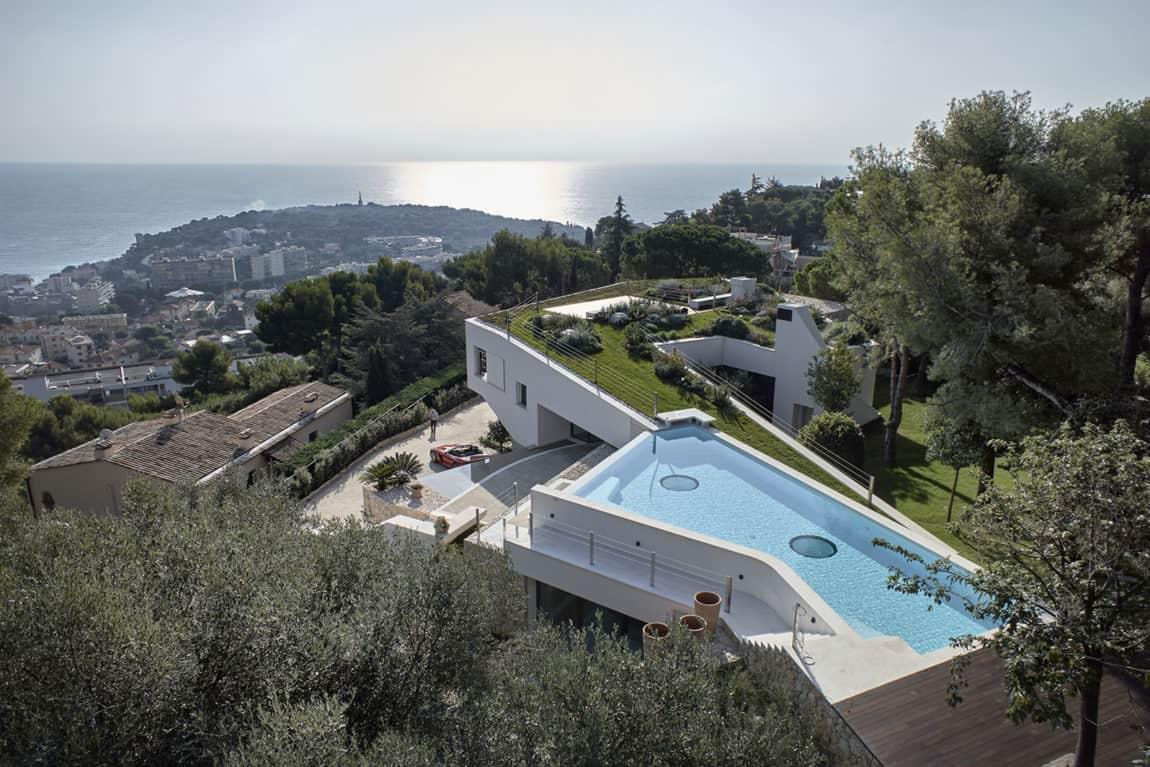 Villa La Madone by A2CM & Ceschia e Mentil Arch (1)