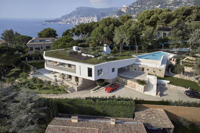 Villa La Madone by A2CM & Ceschia e Mentil Arch (2)
