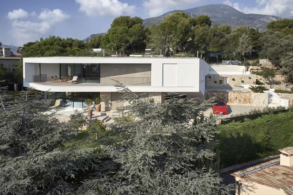 Villa La Madone by A2CM & Ceschia e Mentil Arch (3)