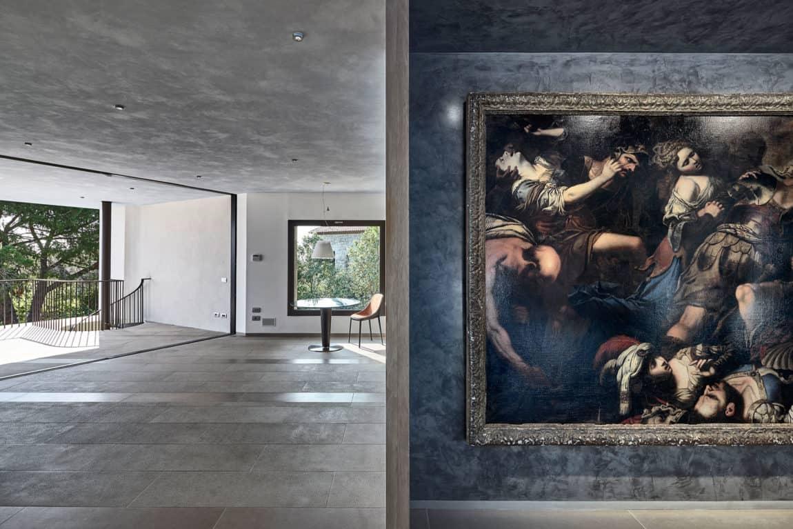 Villa La Madone by A2CM & Ceschia e Mentil Arch (12)
