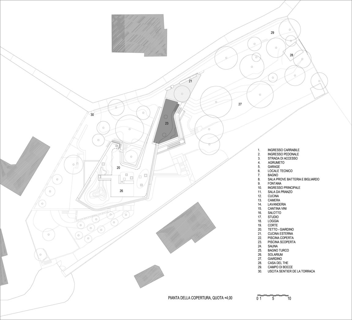 Villa La Madone by A2CM & Ceschia e Mentil Arch (25)