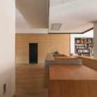 Wood and Iron Apartment by Luca Compri (9)