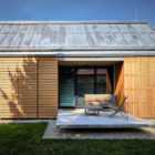 Wooden Brick House by Jaro Krobot (5)