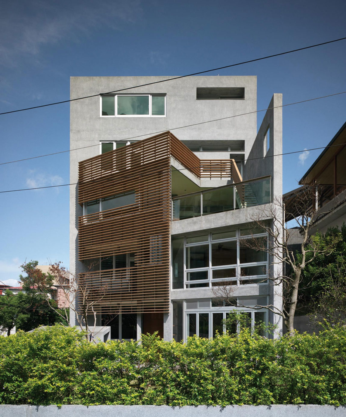 YS114 House by Preposition Architecture (1)