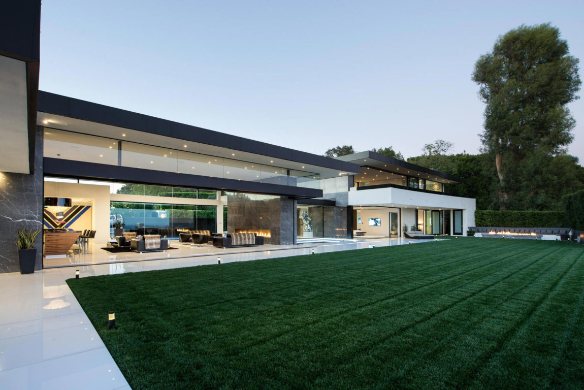 A Contemporary Home in Bel Air by Paul McClean (2)