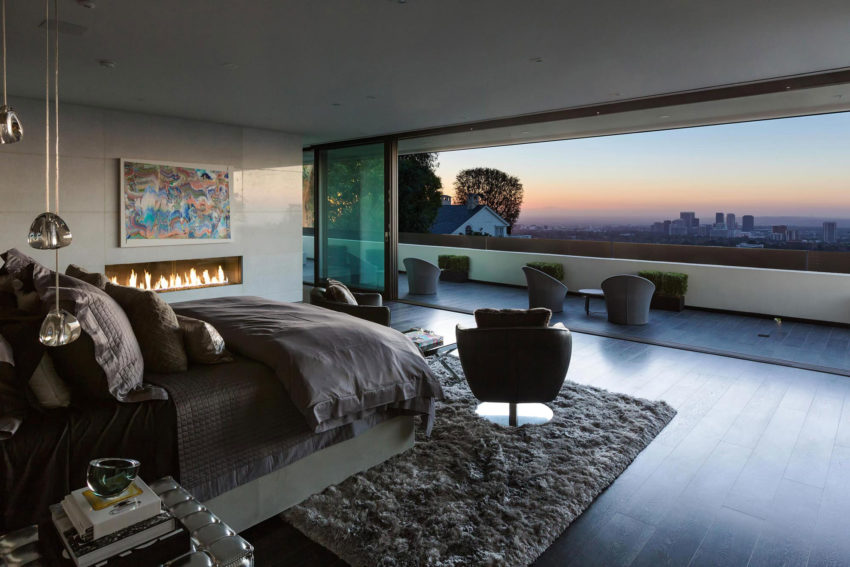 A Contemporary Home in Bel Air by Paul McClean (20)