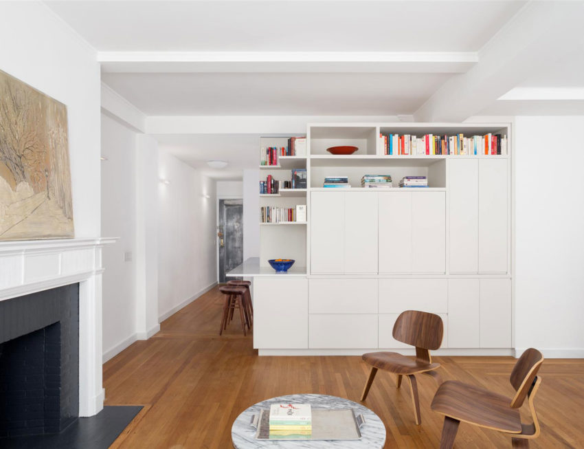 A Pre-War Apartment in the Upper East Side by Kane A|UD (2)