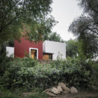 A Rural Home in Sclos de Contes by Cyril Chenebeau Arch (2)