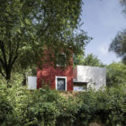A Rural Home in Sclos de Contes by Cyril Chenebeau Arch (3)
