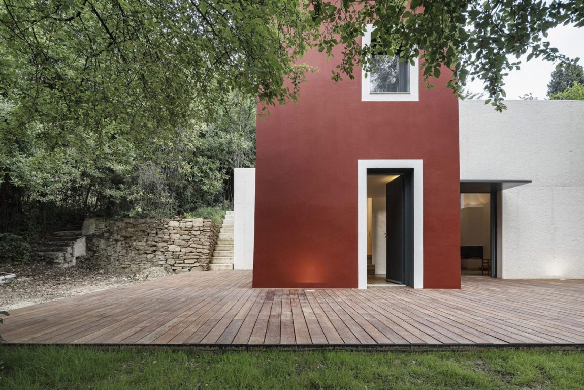 A Rural Home in Sclos de Contes by Cyril Chenebeau Arch (5)