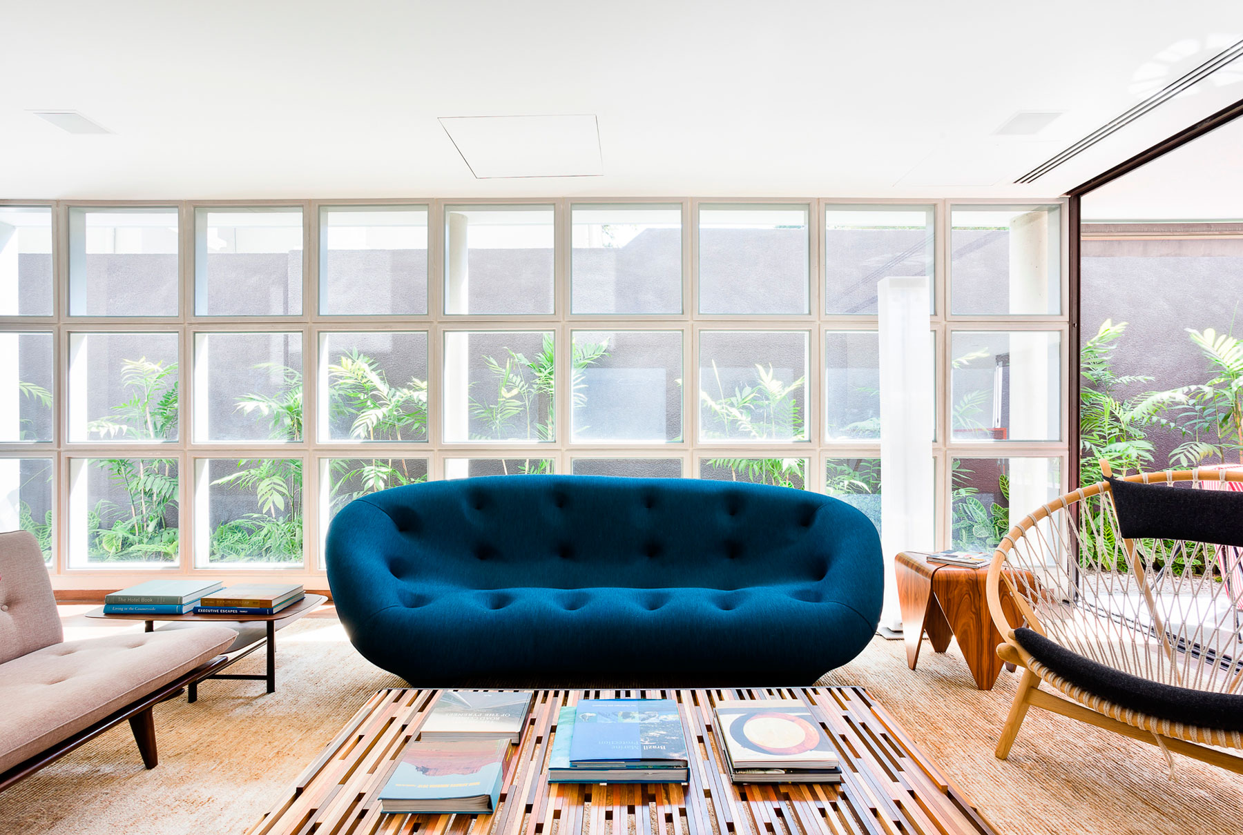 Pascali Semerdjian Architects Design an Airy Private Residence in São Paulo