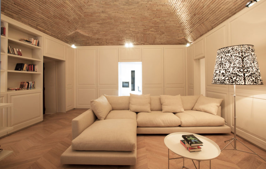 Abitazione RM by MENICHETTI+CALDARELLI (3)