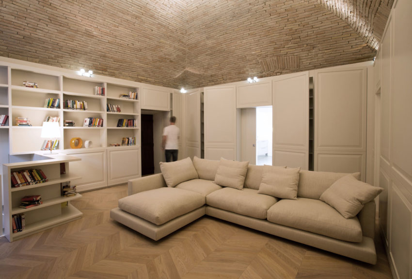 Abitazione RM by MENICHETTI+CALDARELLI (4)