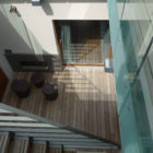 Vertical Home Open to the Sky by Westway Architects (2)