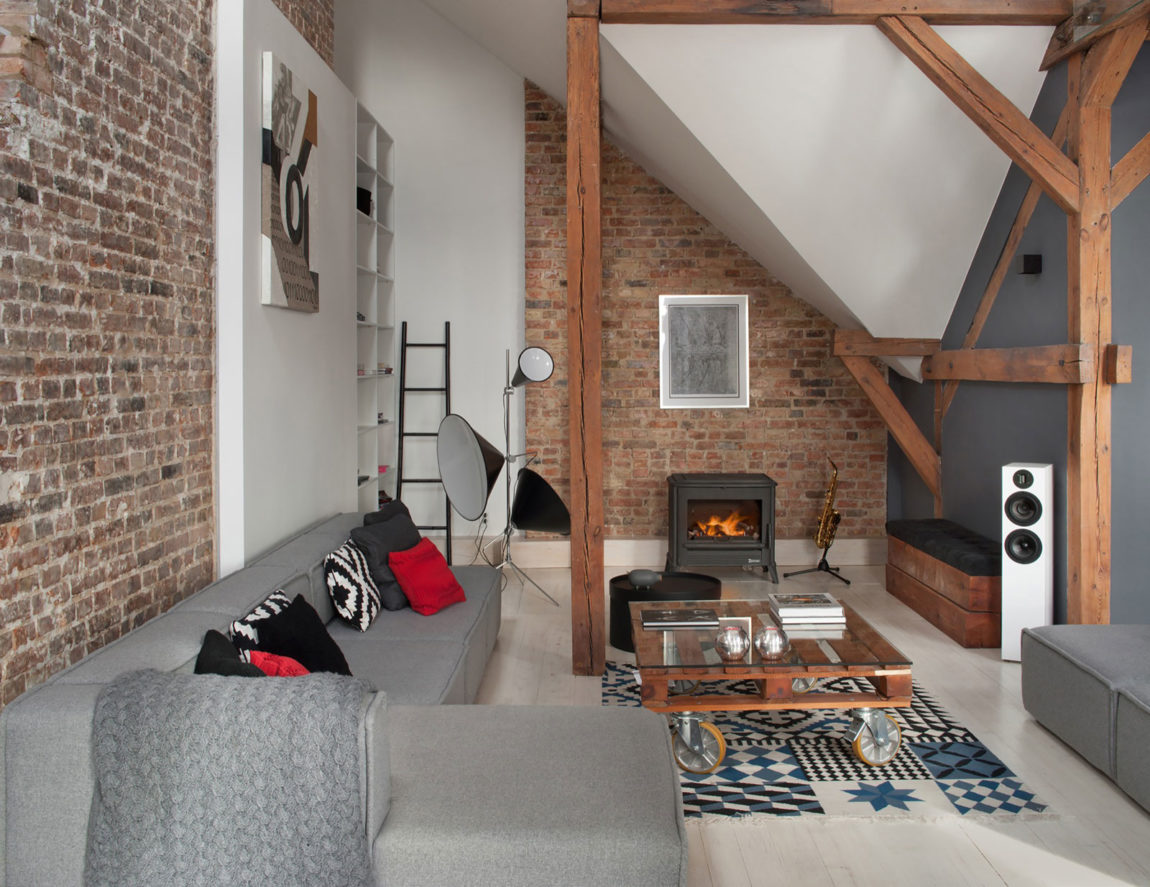 Apartment in Poznan by Cuns Studio (3)