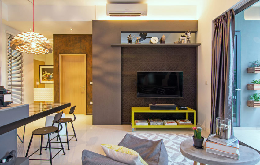 Apartment in Singapore by Knq Associates (7)
