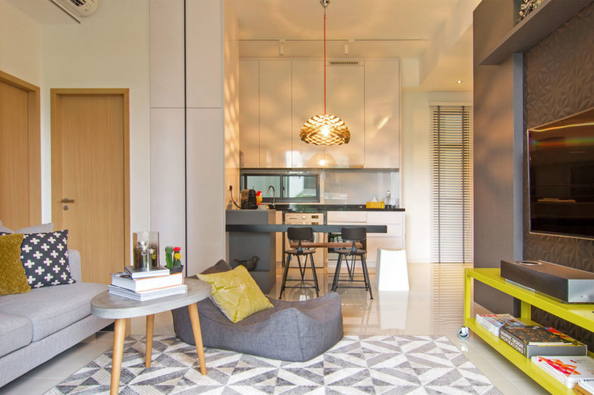 Apartment in Singapore by Knq Associates (8)