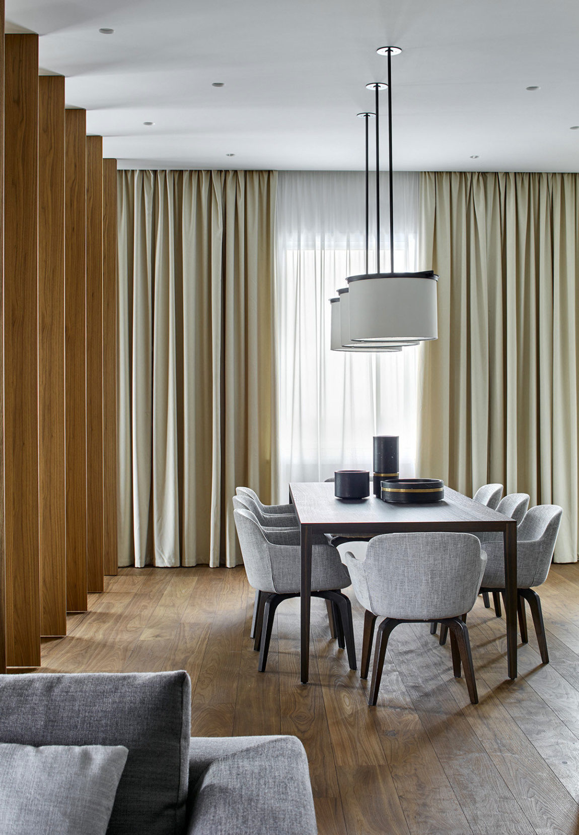 Apartment with Pan Views of Moscow by Alexandra Fedorova (15)