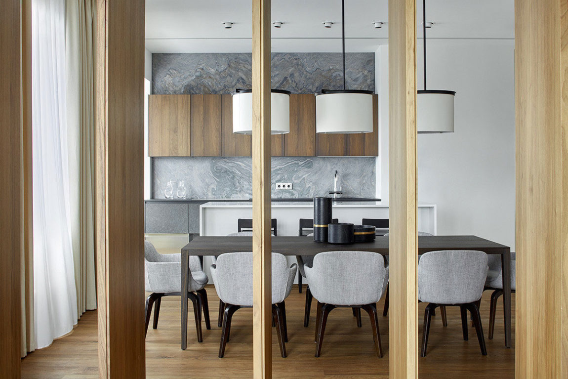 Apartment with Pan Views of Moscow by Alexandra Fedorova (18)