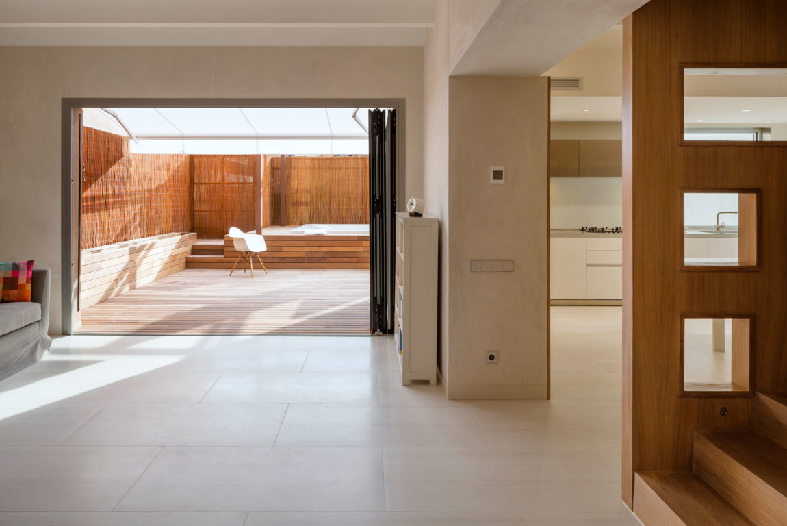 Duplex in Gracia by Zest Architecture (2)