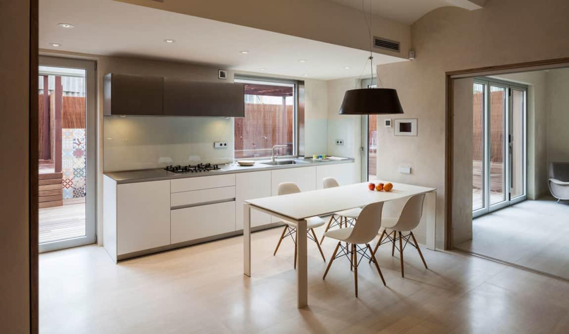 Duplex in Gracia by Zest Architecture (6)