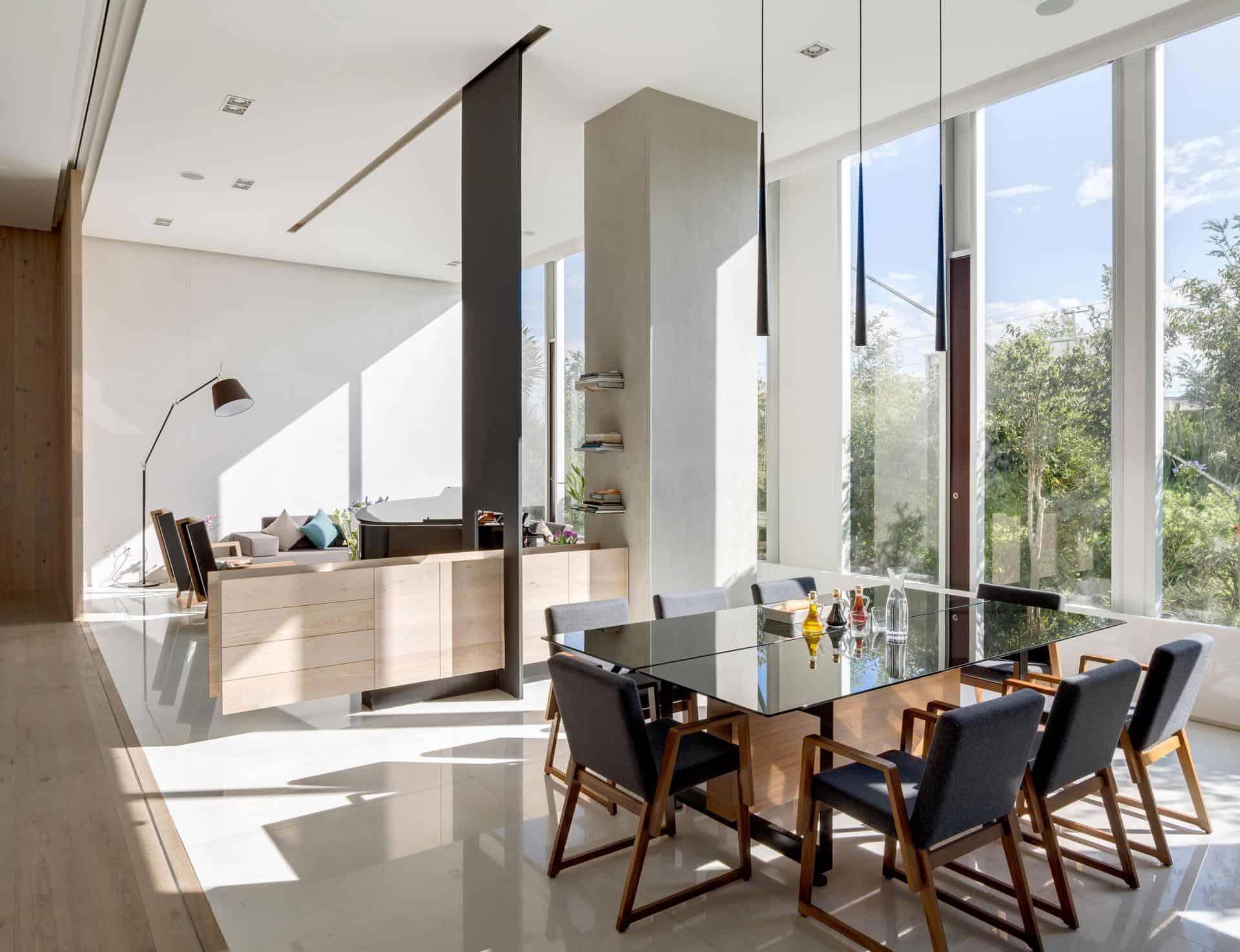 Archetonic Designs a Contemporary Apartment in Mexico City