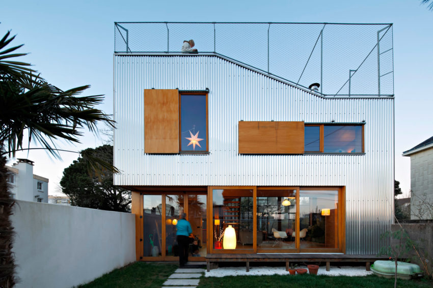 House Extension in Nantes by Mabire Reich Architects (7)